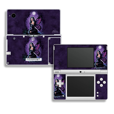 DSi Skin - Night Fairy