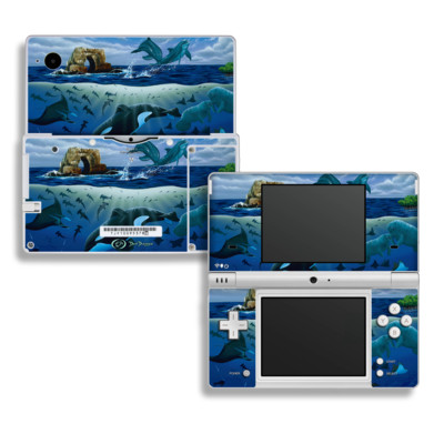 DSi Skin - Oceans For Youth