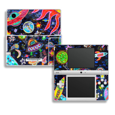 DSi Skin - Out to Space