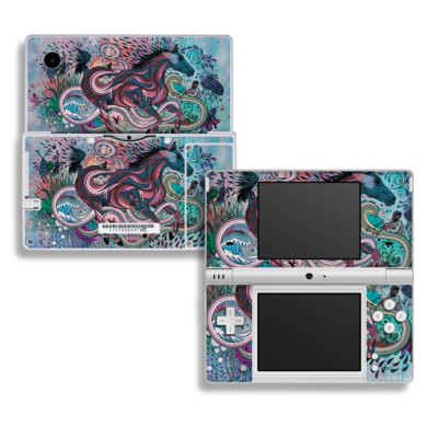 DSi Skin - Poetry in Motion