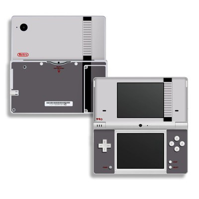 DSi Skin - Retro Horizontal