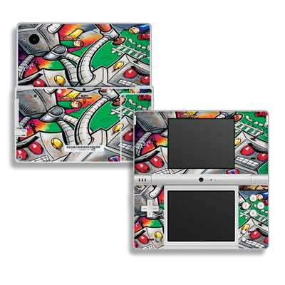 DSi Skin - Robot Beatdown