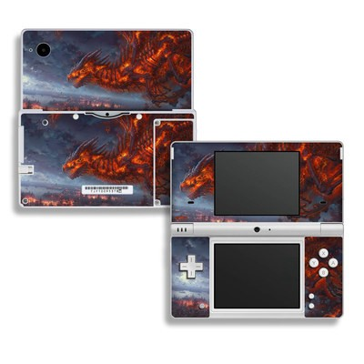 DSi Skin - Terror of the Night