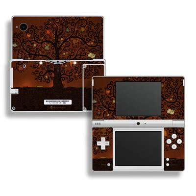 DSi Skin - Tree Of Books