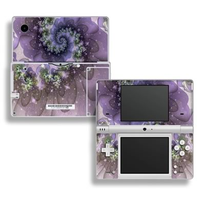 DSi Skin - Turbulent Dreams
