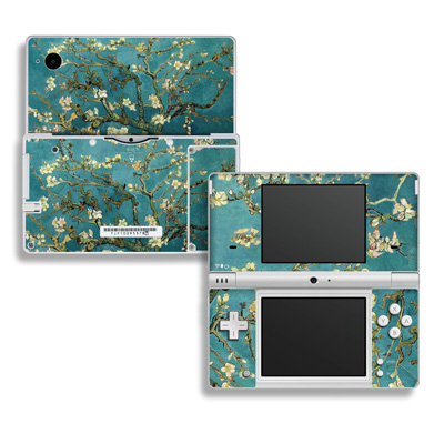 DSi Skin - Blossoming Almond Tree