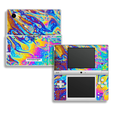 DSi Skin - World of Soap