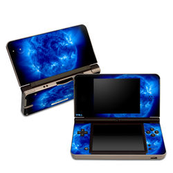 DSi XL Skin - Blue Giant