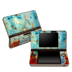 DSi XL Skin - Underworld