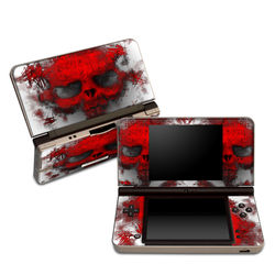 DSi XL Skin - War Light