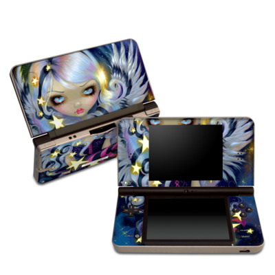 DSi XL Skin - Angel Starlight