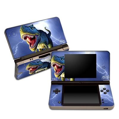 DSi XL Skin - Big Rex