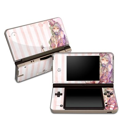 DSi XL Skin - Candy Girl