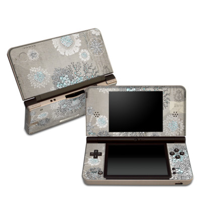 DSi XL Skin - Christmas In Paris