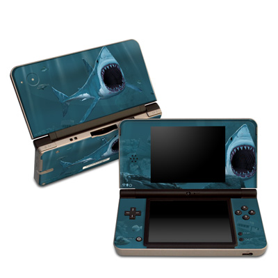 DSi XL Skin - Great White