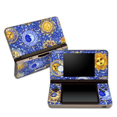 DSi XL Skin - Heavenly