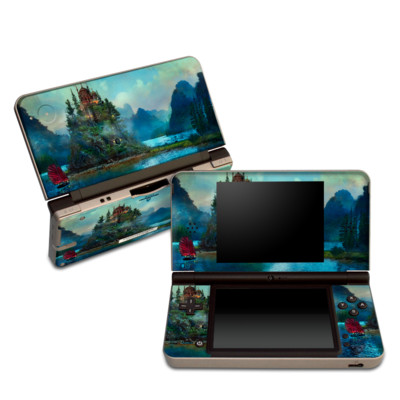 DSi XL Skin - Journey's End