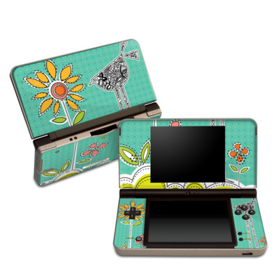 DSi XL Skin - Little Chicken