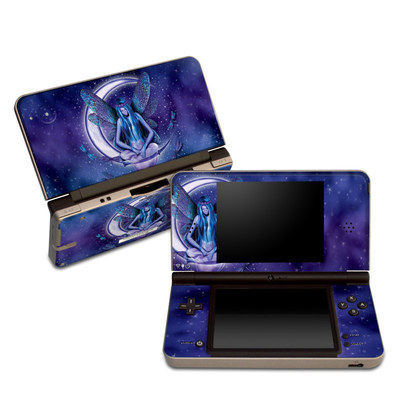 DSi XL Skin - Moon Fairy