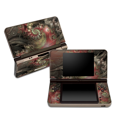 DSi XL Skin - Reaching Out