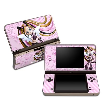 DSi XL Skin - Sweet Candy