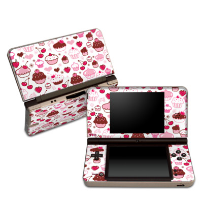 DSi XL Skin - Sweet Shoppe