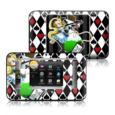 Dell Streak 7in Skin - Alice