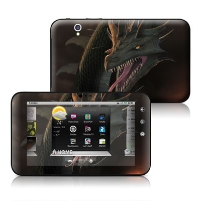 Dell Streak 7in Skin - Annihilator