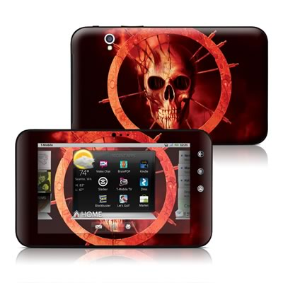 Dell Streak 7in Skin - Blood Ring