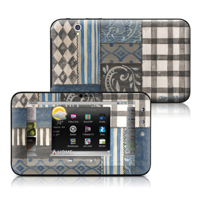 Dell Streak 7in Skin - Country Chic Blue