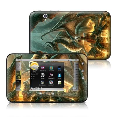 Dell Streak 7in Skin - Dragon Mage