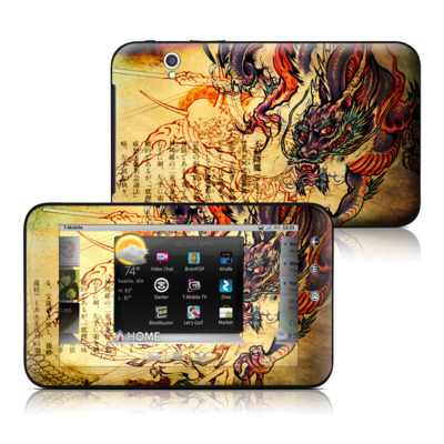 Dell Streak 7in Skin - Dragon Legend