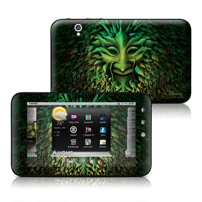Dell Streak 7in Skin - Greenman
