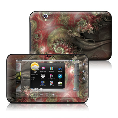 Dell Streak 7in Skin - Reaching Out