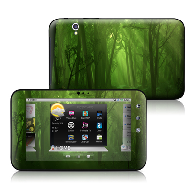 Dell Streak 7in Skin - Spring Wood