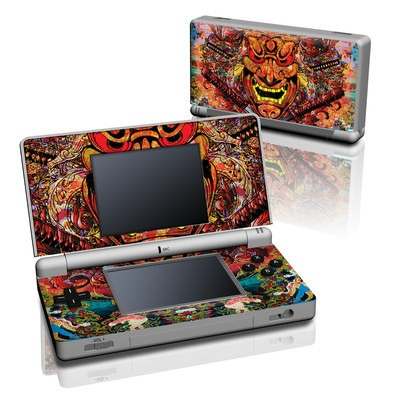 DS Lite Skin - Asian Crest