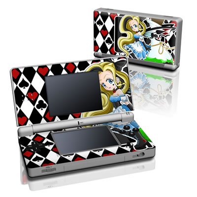 DS Lite Skin - Alice
