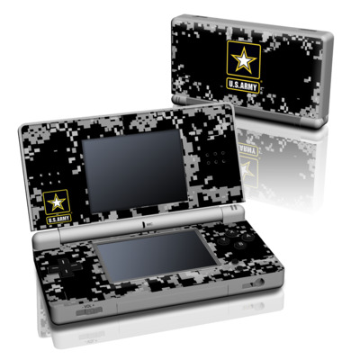 DS Lite Skin - Army Pride
