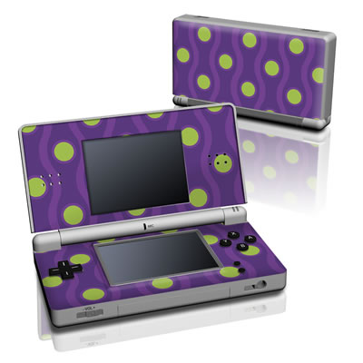 DS Lite Skin - Atomic