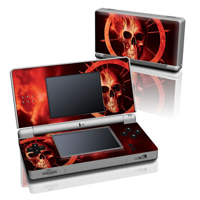 DS Lite Skin - Blood Ring