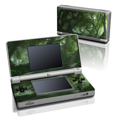 DS Lite Skin - Canopy Creek Spring