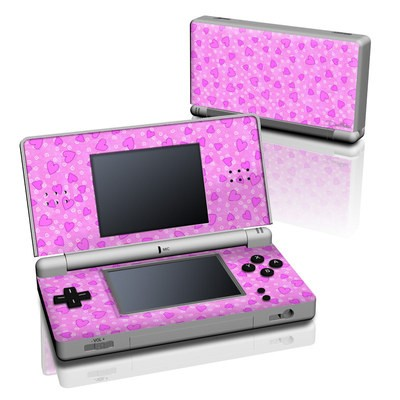 DS Lite Skin - Candy Hearts