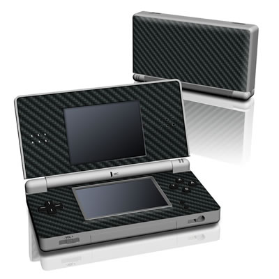 DS Lite Skin - Carbon