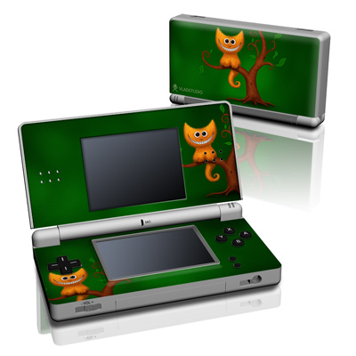 DS Lite Skin - Cheshire Kitten