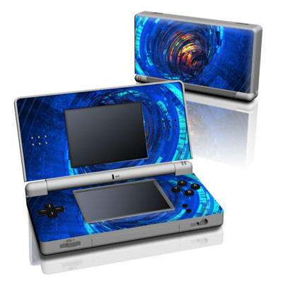 DS Lite Skin - Clockwork