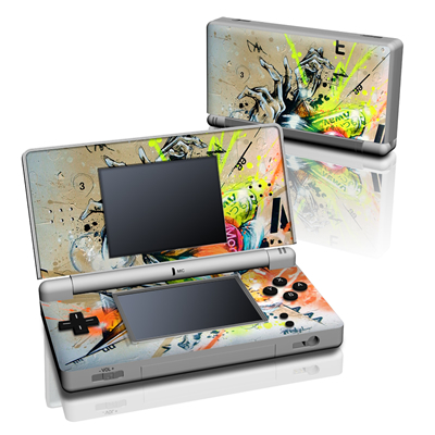 DS Lite Skin - Dance