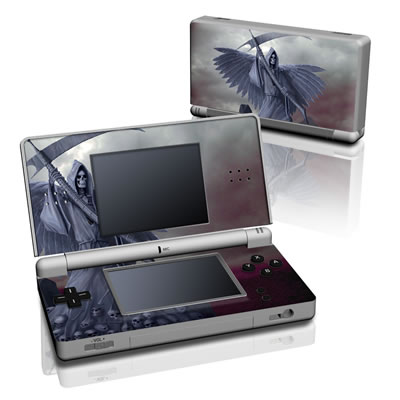 DS Lite Skin - Death on Hold