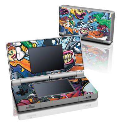 DS Lite Skin - Dream Factory