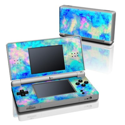 DS Lite Skin - Electrify Ice Blue
