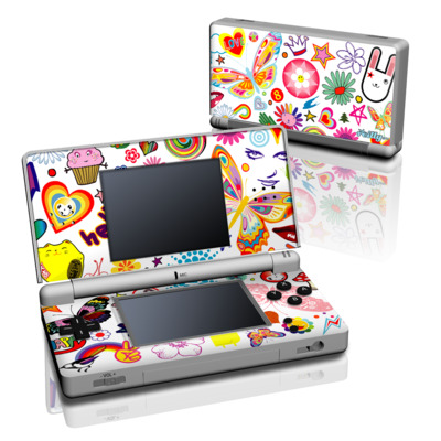 DS Lite Skin - Eye Candy